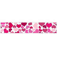 Heart 2014 0933 Flano Scarf (Large)
