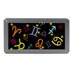 All Floating Zodiac Signs Memory Card Reader (mini)