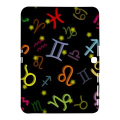 All Floating Zodiac Signs Samsung Galaxy Tab 4 (10.1 ) Hardshell Case