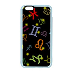 All Floating Zodiac Signs Apple Seamless iPhone 6 Case (Color)