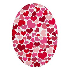 Heart 2014 0934 Ornament (oval)