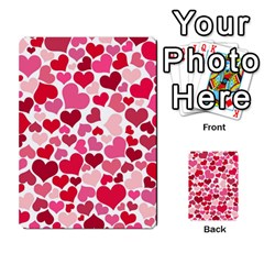 Heart 2014 0934 Multi-purpose Cards (Rectangle)