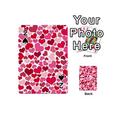 Heart 2014 0934 Playing Cards 54 (Mini)
