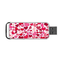 Heart 2014 0934 Portable USB Flash (One Side)
