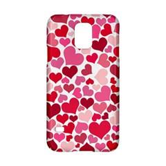 Heart 2014 0934 Samsung Galaxy S5 Hardshell Case