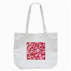 Heart 2014 0934 Tote Bag (white)