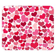 Heart 2014 0934 Double Sided Flano Blanket (Small)