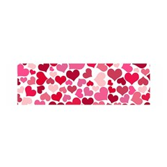 Heart 2014 0934 Satin Scarf (Oblong)