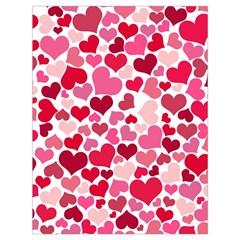 Heart 2014 0934 Drawstring Bag (Large)