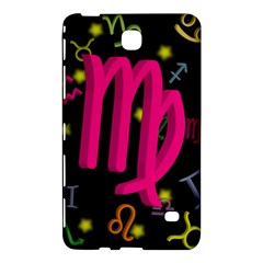 Virgo Floating Zodiac Sign Samsung Galaxy Tab 4 (7 ) Hardshell Case