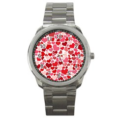 Heart 2014 0935 Sport Metal Watches