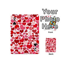 Heart 2014 0935 Playing Cards 54 (mini)