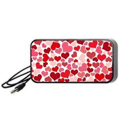 Heart 2014 0935 Portable Speaker (black)