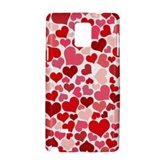 Heart 2014 0935 Samsung Galaxy Note 4 Hardshell Case
