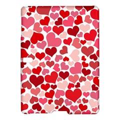Heart 2014 0935 Samsung Galaxy Tab S (10.5 ) Hardshell Case