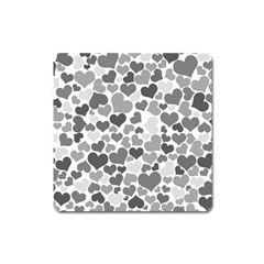 Heart 2014 0936 Square Magnet