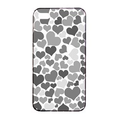 Heart 2014 0936 Apple iPhone 4/4s Seamless Case (Black)
