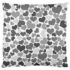 Heart 2014 0936 Standard Flano Cushion Cases (two Sides)