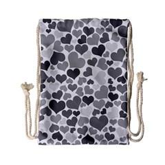 Heart 2014 0936 Drawstring Bag (Small)