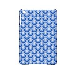 Awesome Retro Pattern Blue Ipad Mini 2 Hardshell Cases