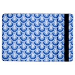 Awesome Retro Pattern Blue Ipad Air 2 Flip