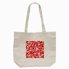 Heart 2014 0937 Tote Bag (cream)