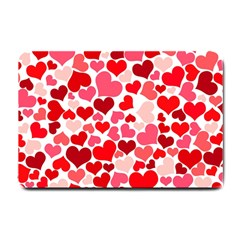 Heart 2014 0937 Small Doormat
