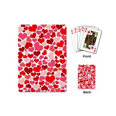 Heart 2014 0937 Playing Cards (mini)