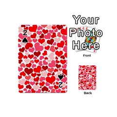 Heart 2014 0937 Playing Cards 54 (Mini)