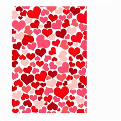 Heart 2014 0937 Large Garden Flag (Two Sides)