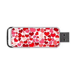 Heart 2014 0937 Portable Usb Flash (two Sides)