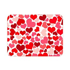 Heart 2014 0937 Double Sided Flano Blanket (mini)