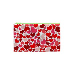 Heart 2014 0937 Cosmetic Bag (xs)