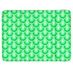 Awesome Retro Pattern Green Samsung Galaxy Tab 7  P1000 Flip Case