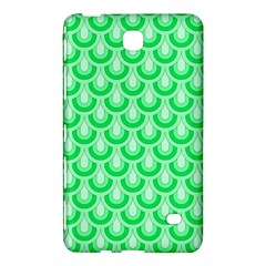 Awesome Retro Pattern Green Samsung Galaxy Tab 4 (7 ) Hardshell Case