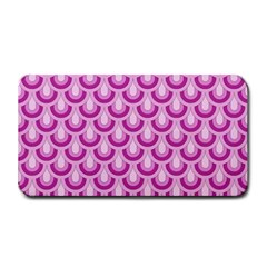 Awesome Retro Pattern Lilac Medium Bar Mats