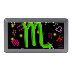 Scorpio Floating Zodiac Sign Memory Card Reader (Mini)