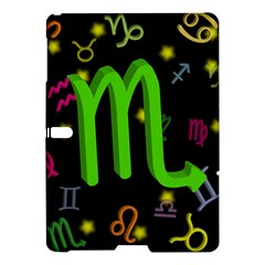 Scorpio Floating Zodiac Sign Samsung Galaxy Tab S (10.5 ) Hardshell Case
