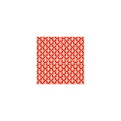 Awesome Retro Pattern Red 5.5  x 8.5  Notebooks