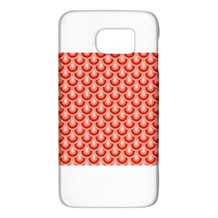 Awesome Retro Pattern Red Galaxy S6
