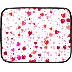 Heart 2014 0601 Fleece Blanket (Mini)