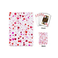 Heart 2014 0601 Playing Cards (mini)