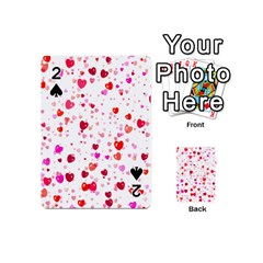 Heart 2014 0601 Playing Cards 54 (mini)