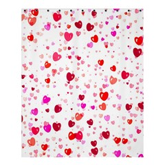 Heart 2014 0601 Shower Curtain 60  x 72  (Medium)