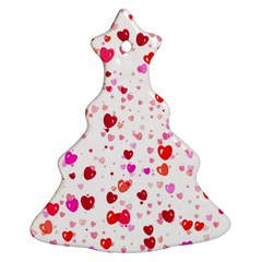 Heart 2014 0601 Christmas Tree Ornament (2 Sides)