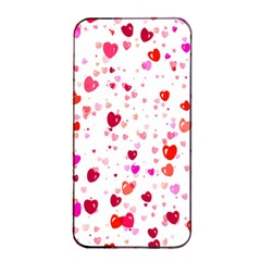 Heart 2014 0601 Apple iPhone 4/4s Seamless Case (Black)