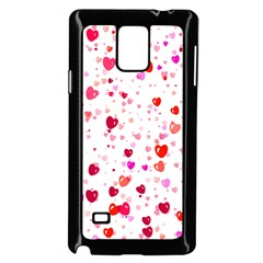 Heart 2014 0601 Samsung Galaxy Note 4 Case (black)