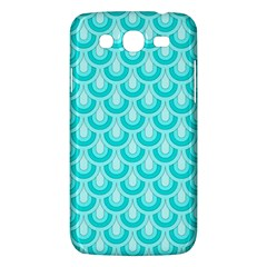 Awesome Retro Pattern Turquoise Samsung Galaxy Mega 5 8 I9152 Hardshell Case