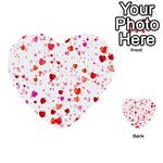Heart 2014 0602 Multi-purpose Cards (Heart)  Back 18