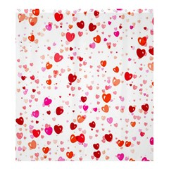 Heart 2014 0602 Shower Curtain 66  x 72  (Large)